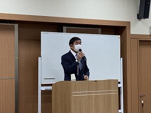 講師 丹野 浩成